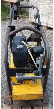 Bomag BP 30 180kg Diesel