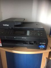 Drucker-Scener-Fax- brother