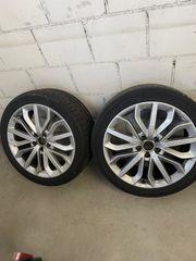 Sommer Reifen Felgen AUDI A6