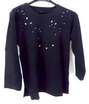 Pullover festlich Gr 40
