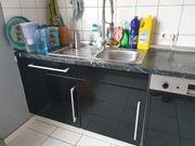 Einbauküche Hochglanz