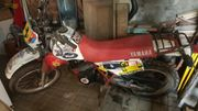 Yamaha XT 350 Oldtimer