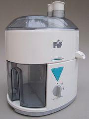 FIF KC400 elektrischer Entsafter Saftpresse
