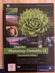 Buch Photoshop Elements 13