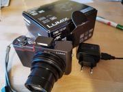 Panasonic Lumix DMC TZ 101