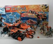 Lego CHIMA Tiger s Mobile