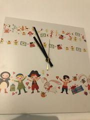 Wanduhr für Kinderzimmer