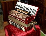 Akkordeon Horch de Luxe II