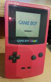 Nintendo Game Boy Color Farbe