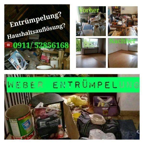 Entrümpelung Wohnungsauflösung Entsorgung