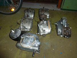 Motorrad-, Roller-Teile - Auspuff für Hercules K 80