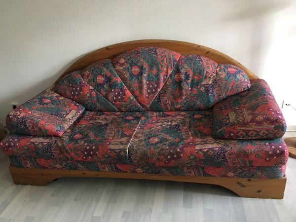 Schlafcouch - 3-Sitzer