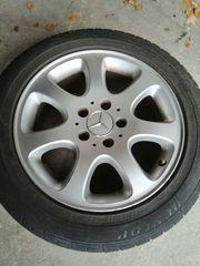 Mercedes Alu Felgen Reifen