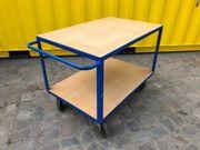 Tischwagen mit 2 Etagen 1