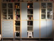 Schrankwand der IKEA Serie Magiker
