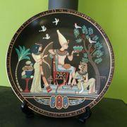 Bradex Sammelteller Tutanchamun - Banquet in