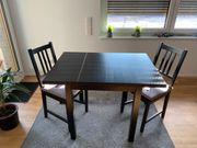 Ikea Esstisch mit 2 Stühlen