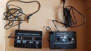 2 Kassettenadapter