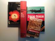Sachbücher 1945 Berlin Streng geheim