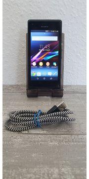 Sony Xperia M in Schwarz