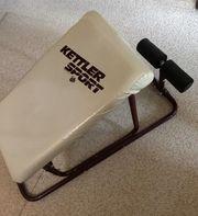 Kettler Bauchtrainer und Rückentrainer