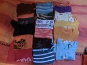 T-Shirts - viele verschiedene