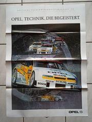 Opel Calibra - DTM 94 Poster -