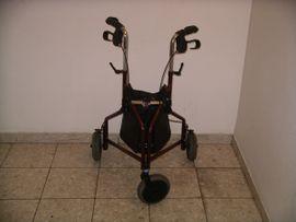 Reise-Rollator INVACARE Schweden: Kleinanzeigen aus Mannheim - Rubrik Medizinische Hilfsmittel, Rollstühle