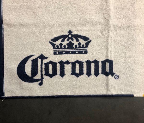 Corona extra Bier Badetuch Strandtuch