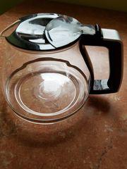 Glaskanne für Kaffeemaschine