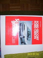 Ford Escord Ford Orion Buch