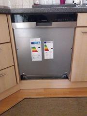 Spülmaschine Siemens IQ500 neuwertig