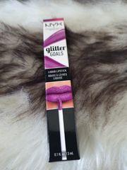 NYX glitter Goals Liquid Lipstick