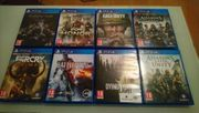 PS 4 Spiele ab 18