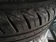 4 Reifen Sommerreifen fast neu