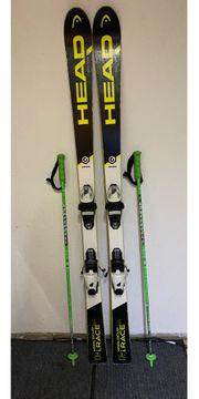 Schi Ski Stöcke Head Komperdell
