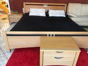 Schlafzimmer Echtholz- Buche