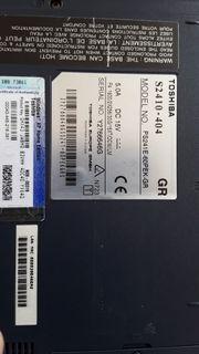 Laptop Toschiba satelite 2410-404