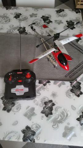 RC-Modelle, Modellbau - Hubschrauber mit Fernsteuerung