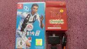 NIntendo Switch Spiel FIFA 19