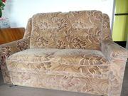 Zweisitzer Sofa Couch 140cm breit