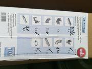 Kunststoff Dachrinne für Weka Gartenhaus