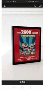 Super Mario für die Atari