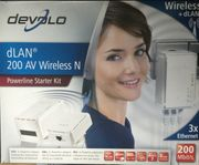 Devolo DLAN 200 Av Wireless