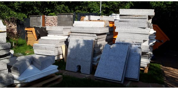 EPS Flachdachdämmplatten Granit