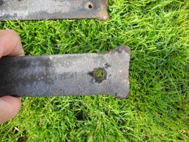 Bild 4 - 2 Metallbeschläge Torband Torbeschlag1 50 - Annweiler
