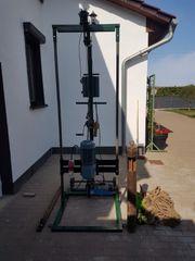 Brunnenbohrgerät