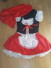 Rotkäppchen Kostüm zu verkaufen