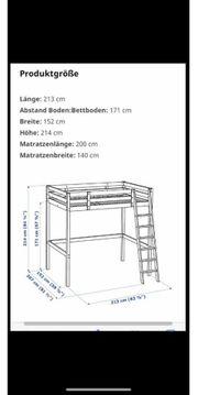 Ikea Hochbett Stora