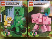 LEGO 21156 21157 MINECRAFT